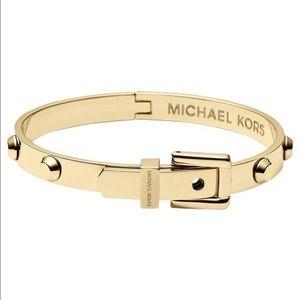 Michael Kors Astor Gold Studded Bracelet